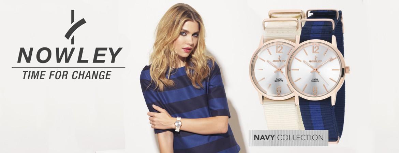 Colección Chica Navy 2016
