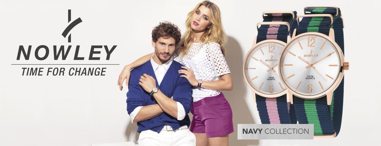 Colección Navy 2016