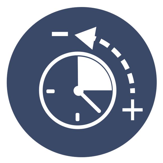 Count back timer