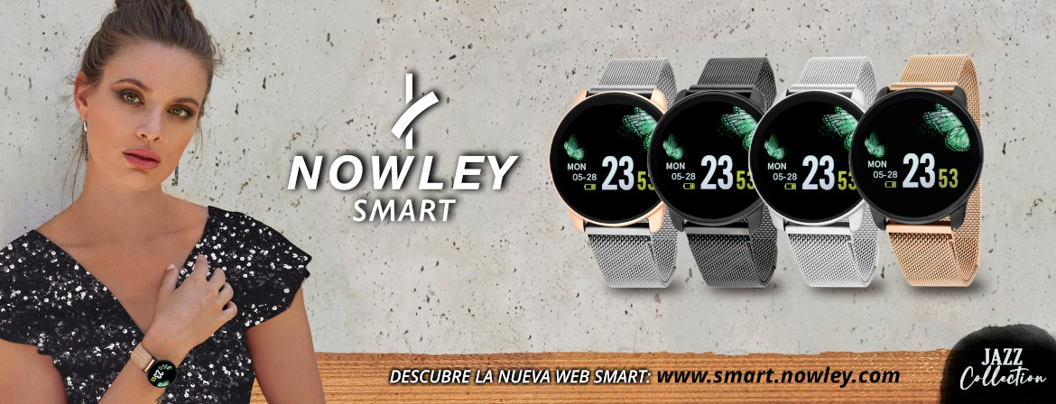 New Website - Nowley Smart